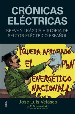"""Lee nuestro libro: """"Crónicas Eléctricas"""""""